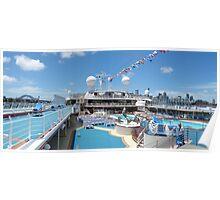 Sydney panorama Poster