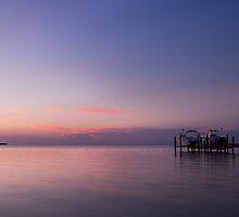 Sunset in Key Largo by PeaceInArt