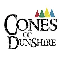 Cones Of Dunshire Photographic Print