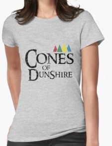Cones Of Dunshire Womens Fitted T-Shirt