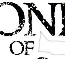 Cones Of Dunshire Sticker
