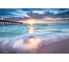 Sun and Sand Photographic Print