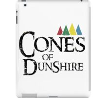 Cones Of Dunshire iPad Case/Skin
