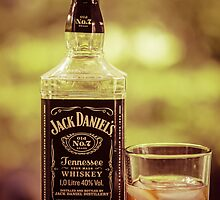 Jack Daniels color by Eti Reid