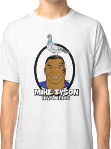Mike Tyson Mysteries Graphic Classic T-Shirt