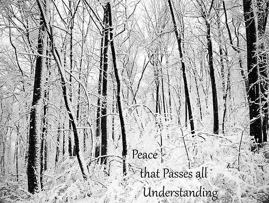 Peace That Passes All Understanding by KellyHeaton