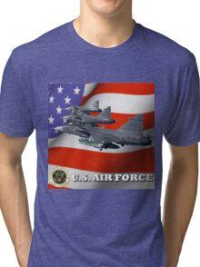 U.S. Airforce Tri-blend T-Shirt
