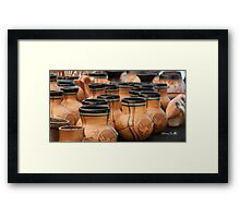 Niibing Giizis Photography Studio Framed Print