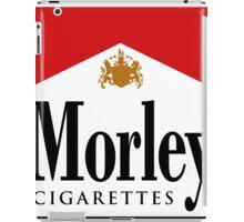 Morley Cigarettes iPad Case/Skin