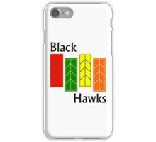 Black Hawks Phone Case iPhone Case/Skin