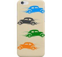 VW Speedy Bug iPhone Case/Skin