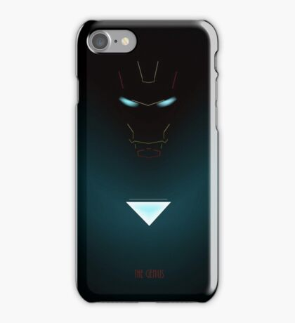 The Genius iPhone Case/Skin