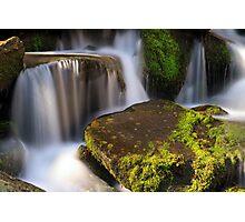 Smoky Mountains Cascade Photographic Print