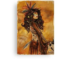 Idris, Goddess of Life Canvas Print