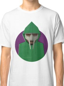 MF Doom, Green Hoodie Classic T-Shirt