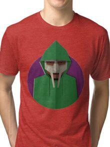 MF Doom, Green Hoodie Tri-blend T-Shirt