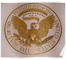 The Presidential Seal Poster