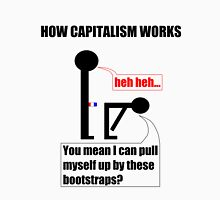 How Capitalism Works Unisex T-Shirt