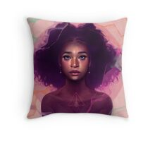 Facets Throw Pillow