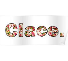TMI/Shadowhunters - Clary/Jace (Clace) Poster