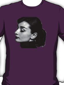 Audrey Profile T-Shirt