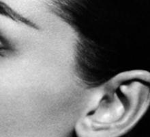 Audrey Profile Sticker