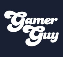 Gamer Guy Kids Tee