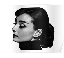 Audrey Profile Poster