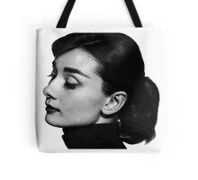 Audrey Profile Tote Bag