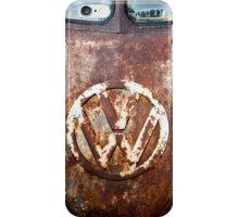 VW Rustic iPhone Case/Skin