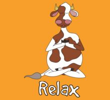 Inner Peace by uddertees