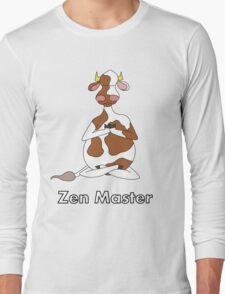 Zen Master Long Sleeve T-Shirt
