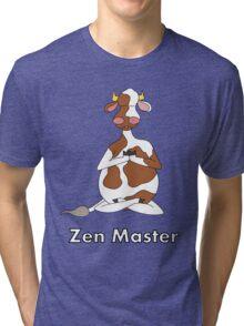 Zen Master Tri-blend T-Shirt