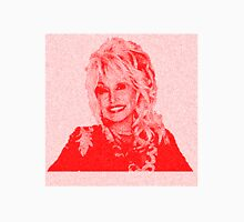 Dolly Parton (in red) Unisex T-Shirt