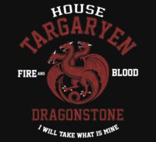 Team Targaryen by Digital Phoenix Design