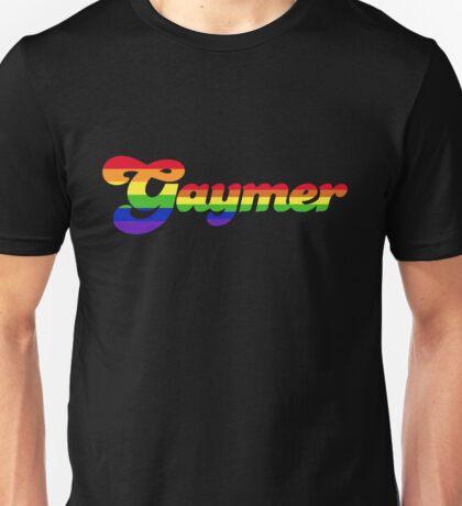 Gaymer Unisex T-Shirt