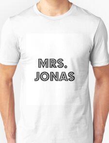 Mrs. Jonas T-Shirt