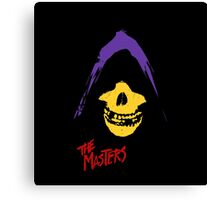 MASTERS FIEND CLUB Canvas Print