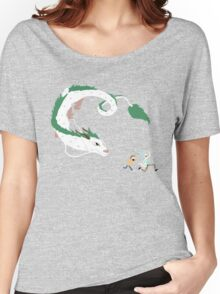 Haku, Rick, and Morty Women's Relaxed Fit T-Shirt