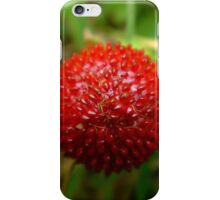Tiny Red Flower iPhone Case/Skin