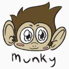 Munky by Stefan Reed