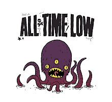 Another All Time Low Shirt That I Didn't Make Transparent Photographic Print
