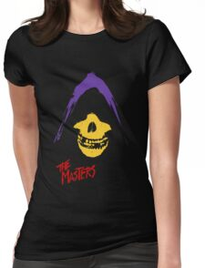 MASTERS FIEND CLUB Womens Fitted T-Shirt