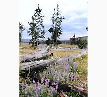 Lupines in the Teton Valley Classic T-Shirt