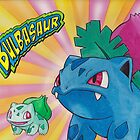 Pokemon Bulbasaur by StephenLTurner