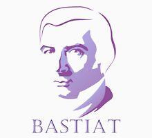 Bastiat (Purple) Unisex T-Shirt