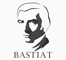 Bastiat (Black) Unisex T-Shirt