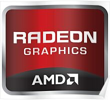 Radeon Graphics - AMD Poster