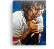 Jimmy Barnes Canvas Print