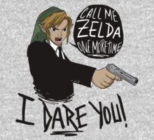 Call me ZELDA, one more time! by Seignemartin